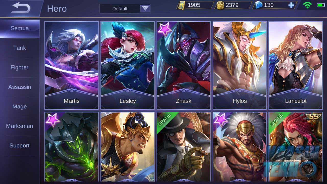 tips dan trik bermain mobile legends