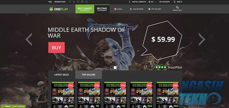 7 website atau situs download game terbaik 2018