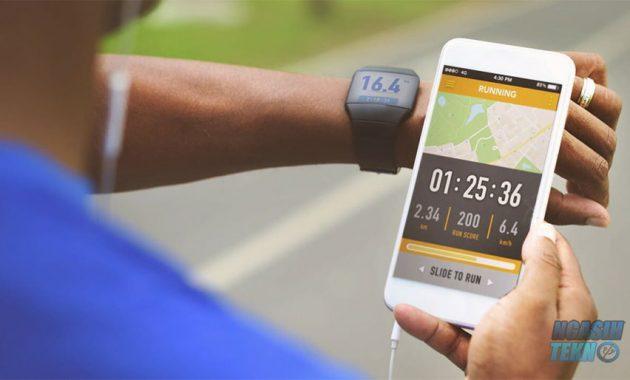 aplikasi yang membuat tubuh sehat