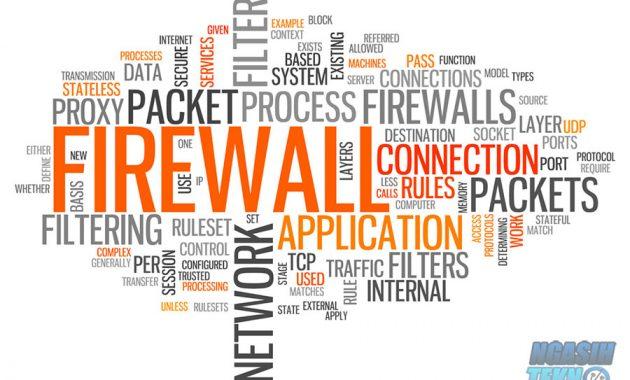 pengertian, jenis, fungsi, dan cara kerja firewall