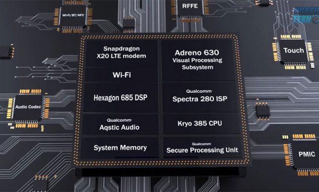 daftar prosesor snapdragon