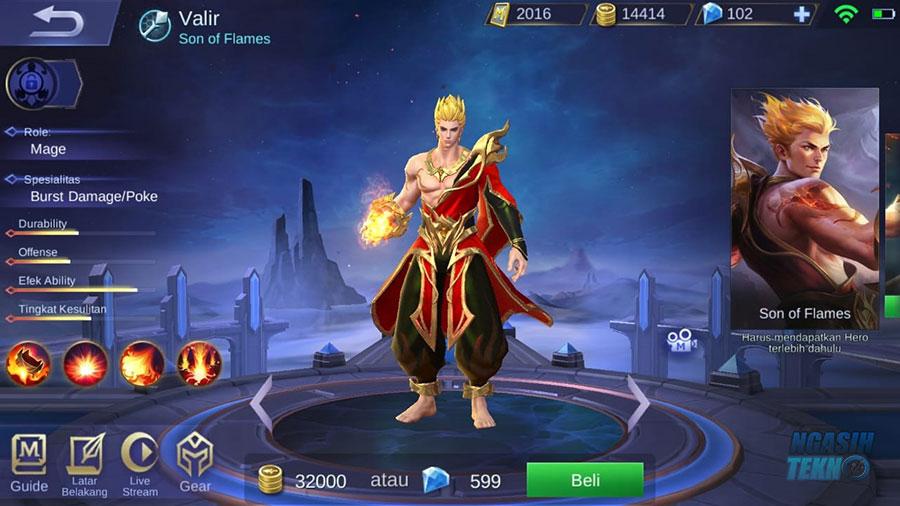 hero mage terkuat dan terbaik di mobile legends