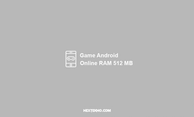 game android online ram 512mb
