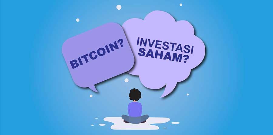 Kelebihan, Kekurangan dan Perbedaan Saham vs Crypto